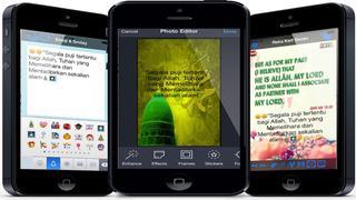 Aplikasi Mereka Cipta Dan Berkongsi Kad Ucapan Al Quran screenshot 2