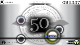 Cytus screenshot 3