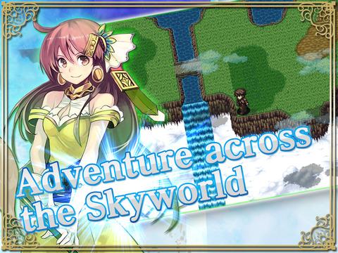 RPG Shelterra the Skyworld screenshot 7