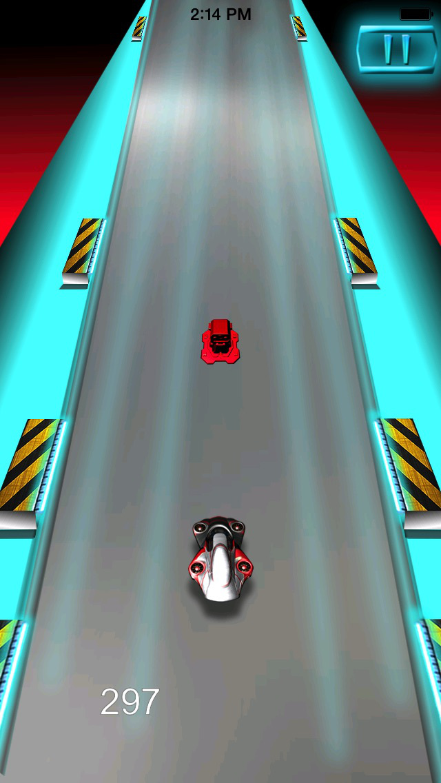 A Real Fast Car PRO screenshot 5