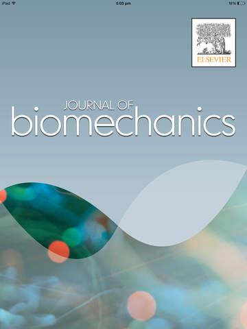 Journal of Biomechanics screenshot 6