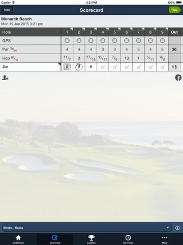 Monarch Beach GC screenshot 8