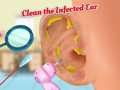 Sweet Baby Girl Kids Hospital 2 – Allergy Emergency, Broken Leg, Dentist Office and Ear Doctor screenshot 9