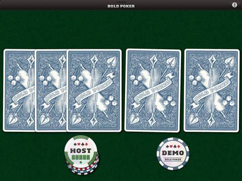 Bold Poker Dealer screenshot 9