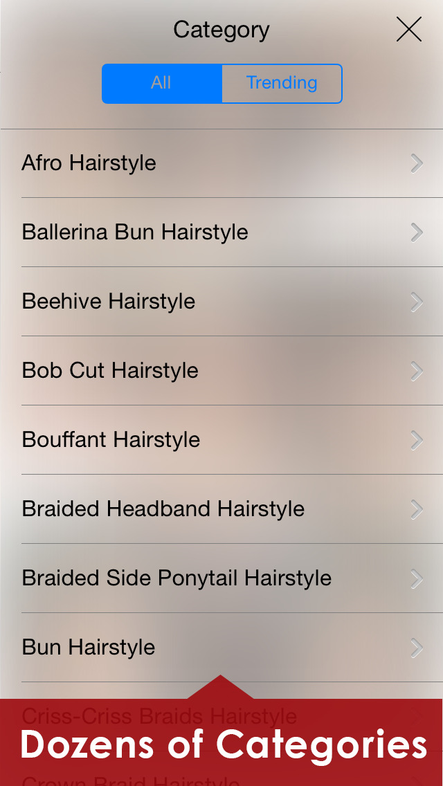 Womens Hairstyles Ideas - Girls Stylish Hair Cuts screenshot 3