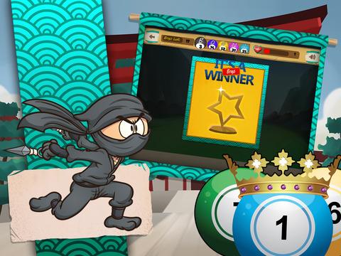 Ninja Bingo screenshot 10