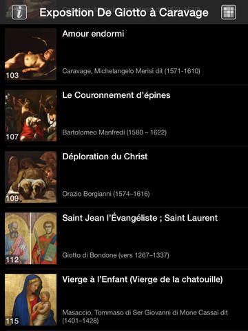 De Giotto à Caravage. Les passions de Roberto Longhi HD screenshot 7