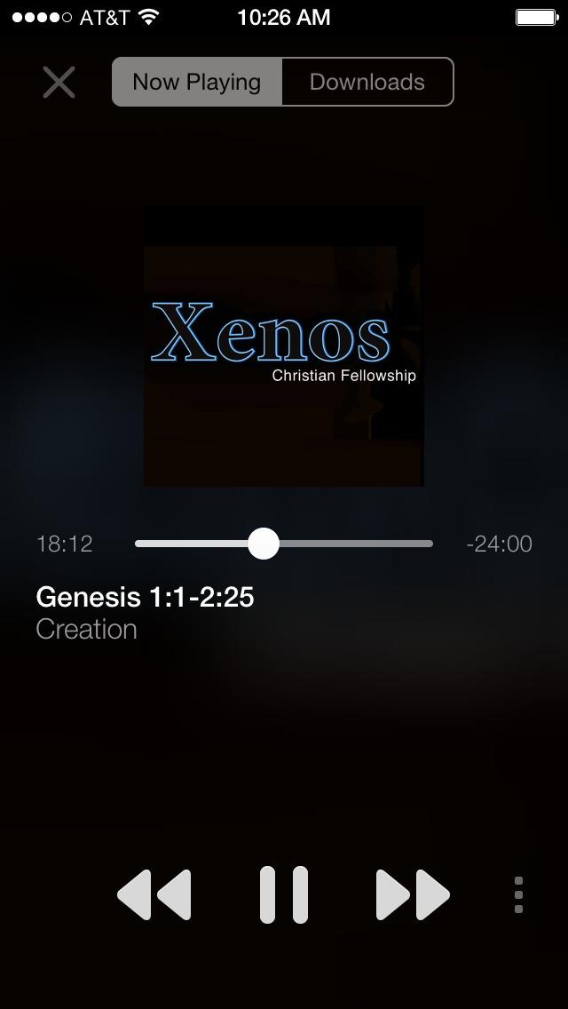 Xenos Christian Fellowship screenshot 2