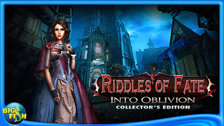 Riddles of Fate: Into Oblivion - A Hidden Object Puzzle Adventure screenshot 5