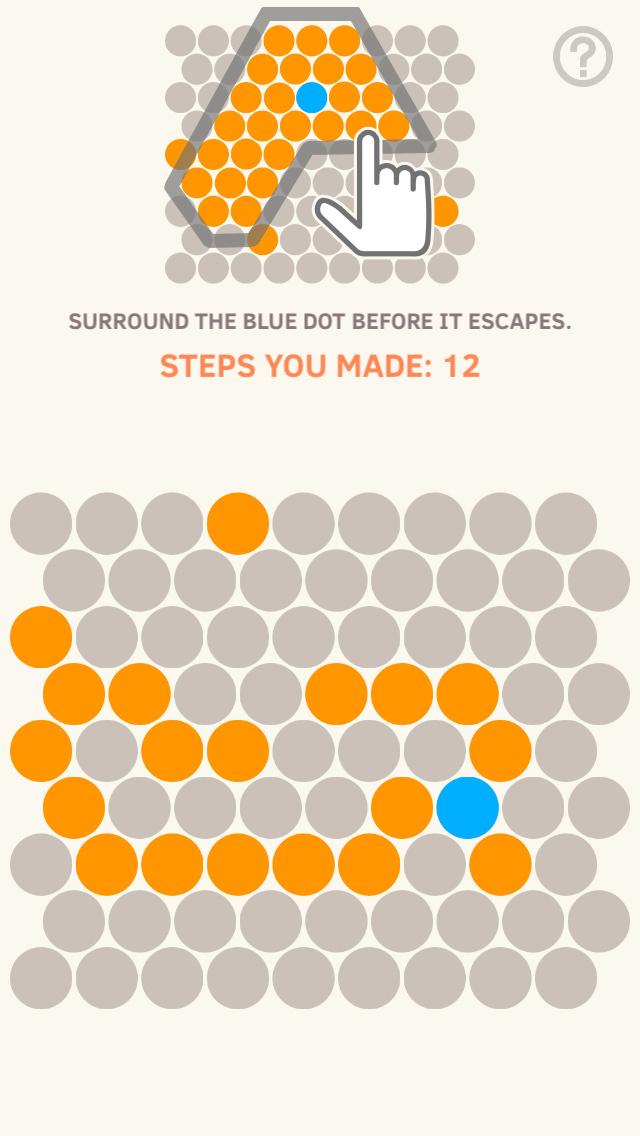 Circle The Dot screenshot 2