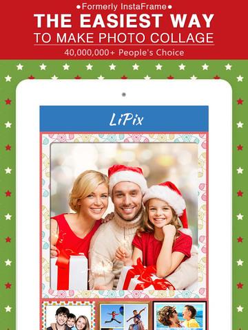 LiPix - Photo Collage, Picture Editor screenshot 6