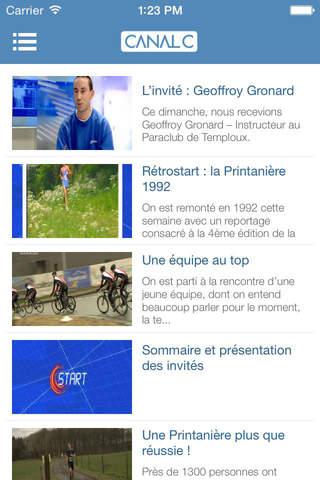 Canal C TV - náhled