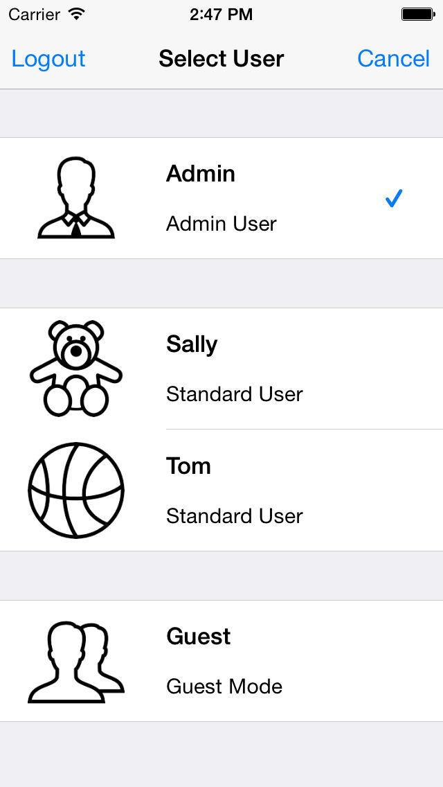 iCab Mobile (Web Browser) screenshot #3