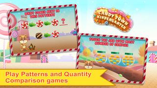 Candy Town Kindergarten - Kids educational app screenshot 3