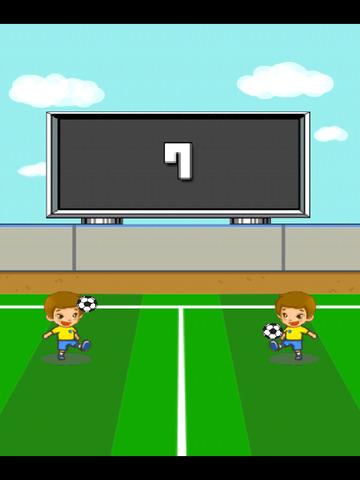 FootBall-Mat Two balls screenshot 4