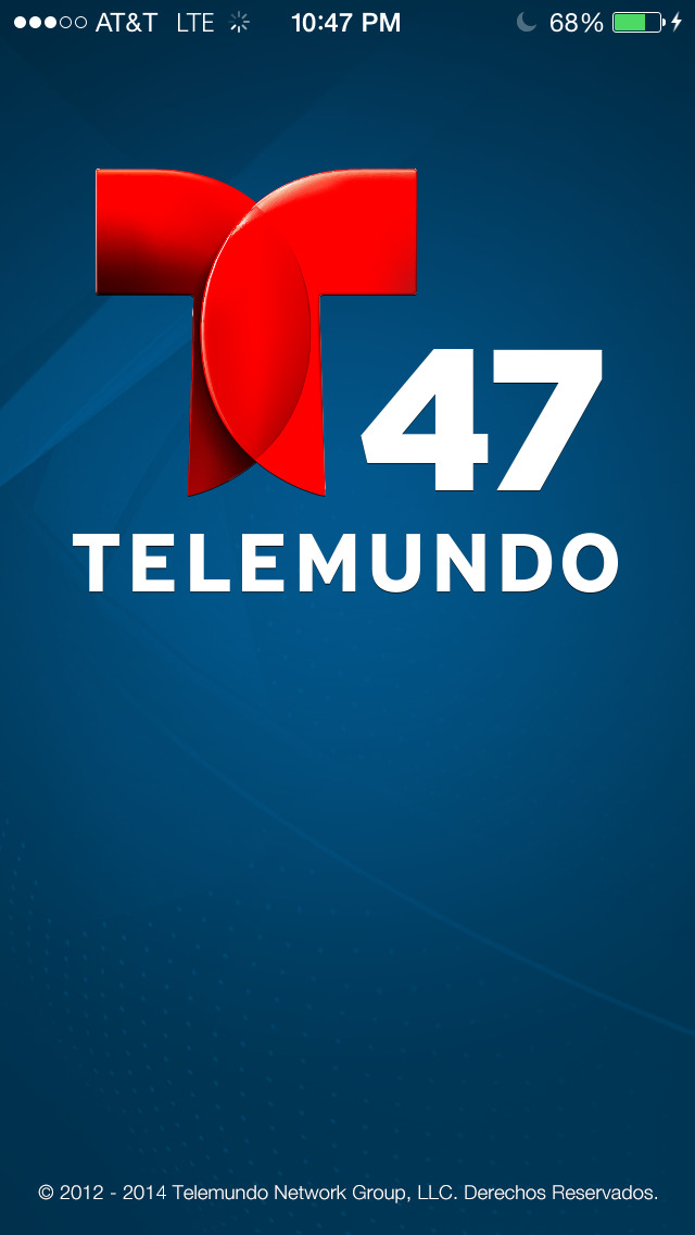 Telemundo 47 screenshot 1