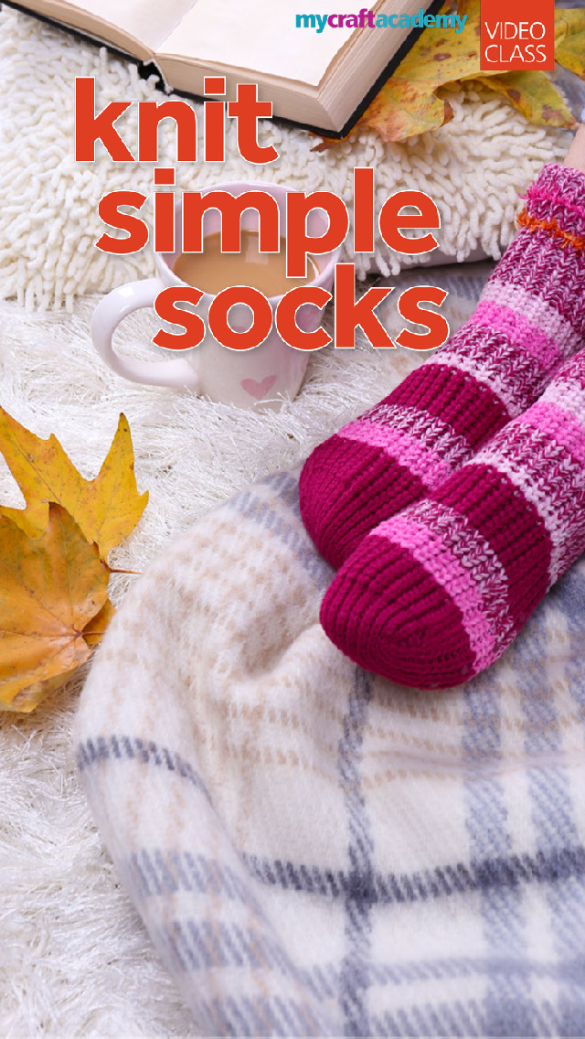Knit Simple Socks screenshot 1