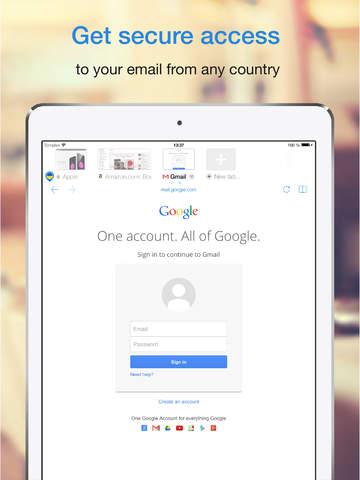 Private Browser - Surf Safe screenshot 10