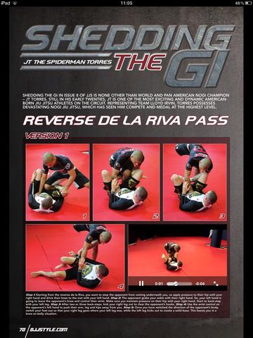 Jiu Jitsu Style Magazine – World's No.1 BJJ Mag screenshot 7
