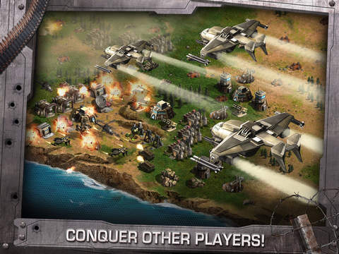 War of Nations™ - PVP Strategy screenshot 7