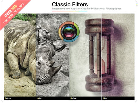 Filter Plus Pro for Apple Watch screenshot 7