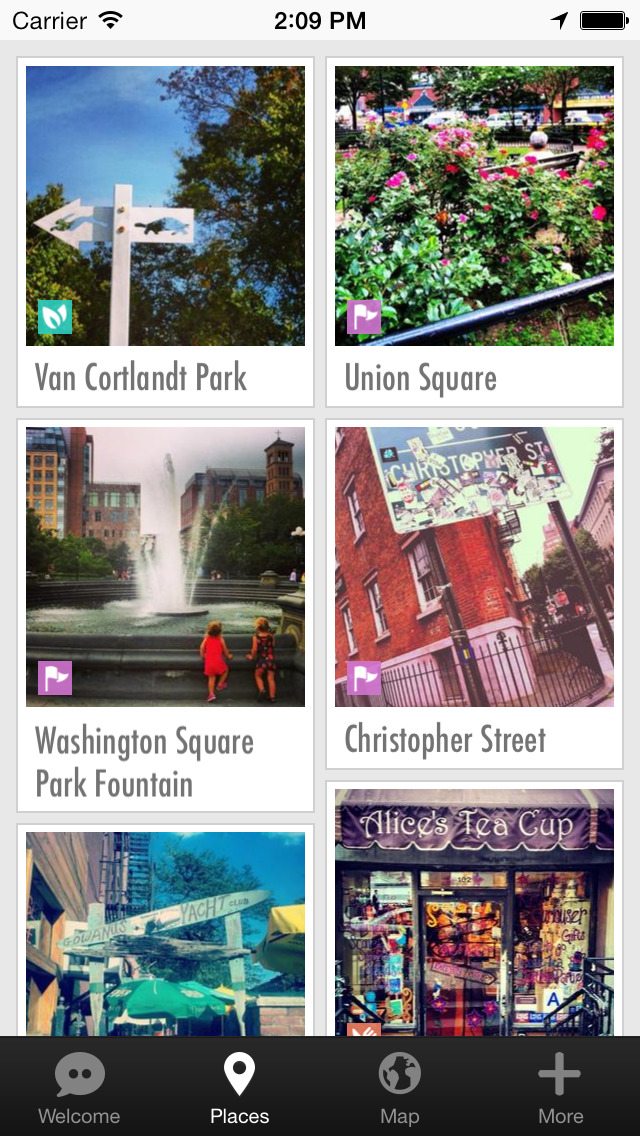 NYC Urban Adventures - Travel Guide Treasure mApp screenshot 2