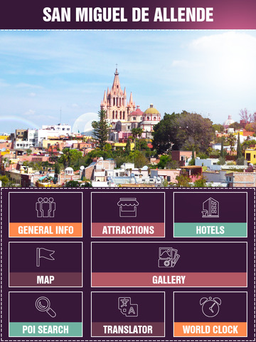 San Miguel de Allende Travel Guide screenshot 7