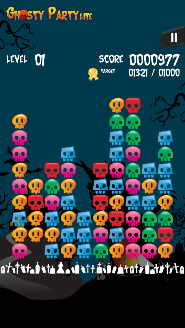 Ghosty Party Lite screenshot 4