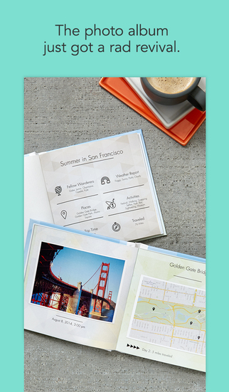 TripPix - Print Travel Pictures into Photo Books in 5 minutes screenshot 1