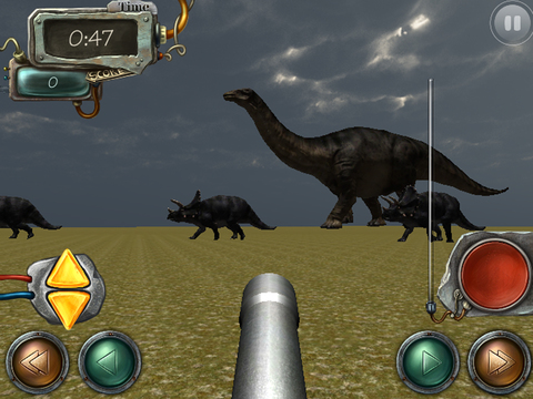 Dinosaur Hunter 2015 screenshot 10