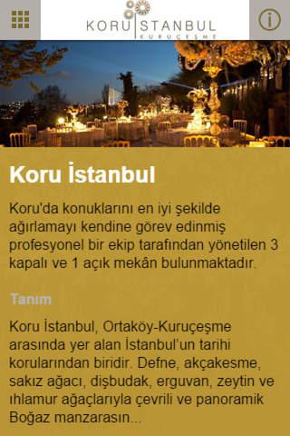 Koru İstanbul - náhled