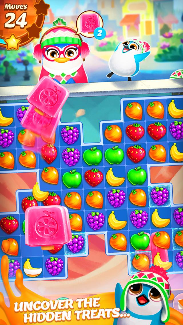Juice Jam! Match 3 Puzzle Game screenshot 2