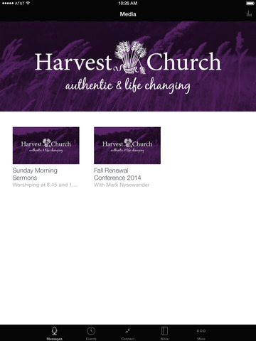 Harvest Church Dothan screenshot 4