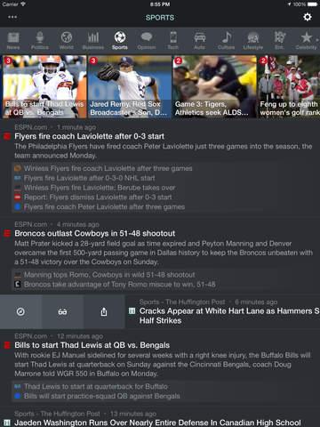 NewsFlash™ screenshot 8