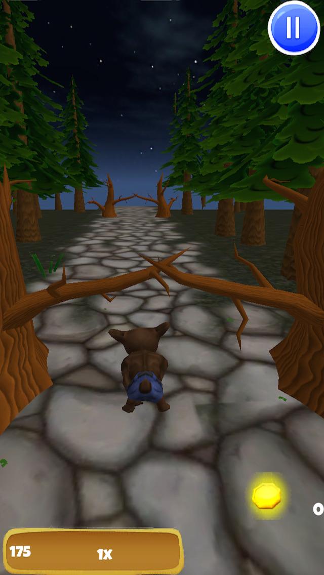 Attack Werewolf 3D: Full Moon Edition - FREE screenshot 1