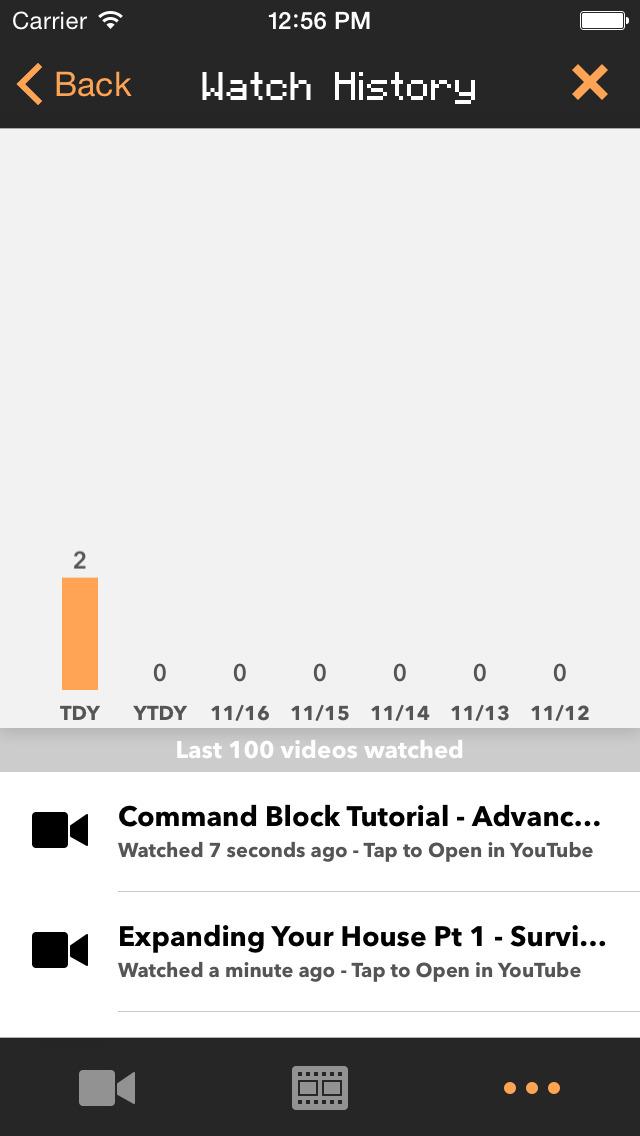 MineVid - Videos for Minecraft screenshot 3
