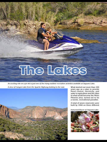 Arizona Vacations Magazine screenshot 10