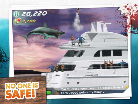 Jaws™ Revenge screenshot #2
