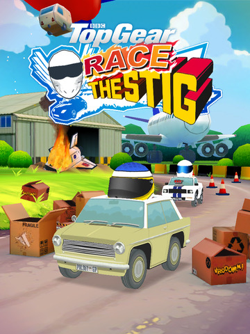 Top Gear: Race the Stig screenshot 6