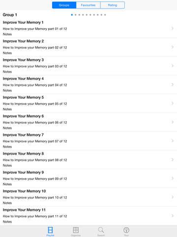 Improve Your Memory screenshot 7