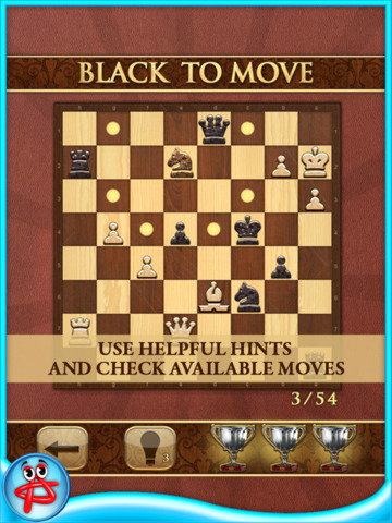 Mate in One Move. Chess Puzzle screenshot 9