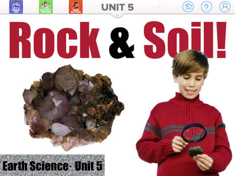 KLU Science 5: Rocks - náhled