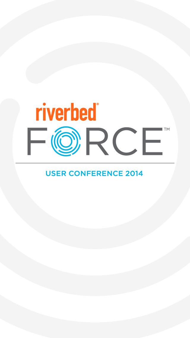 Riverbed FORCE 2014 screenshot 1