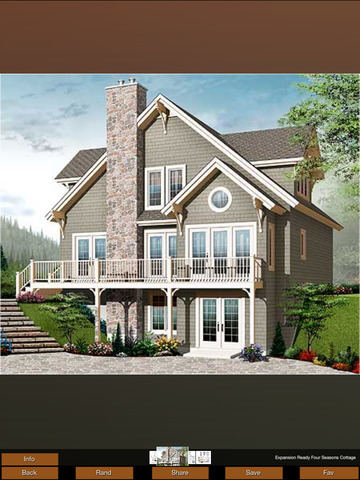 Vacation House Plans screenshot 8