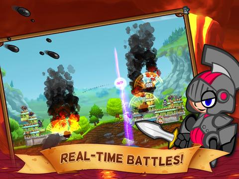 King of Castles: Throne Battle screenshot 6