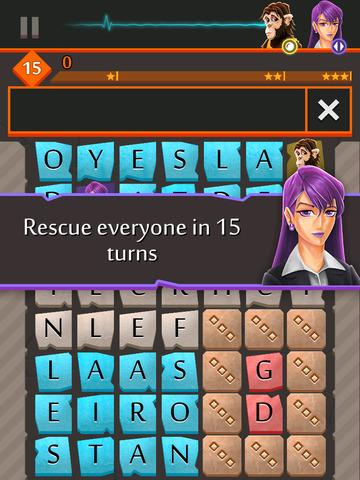Highrise Heroes - The Towering Word Game screenshot 7