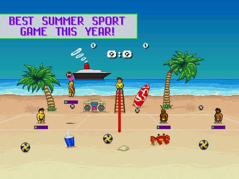 Extreme Beach Volley screenshot 6