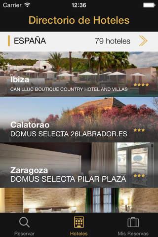 Hoteles Domus Selecta - náhled