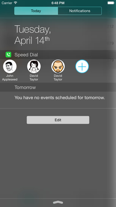 speed dial on iphone speed notification center call phone by lijuan feng 3540