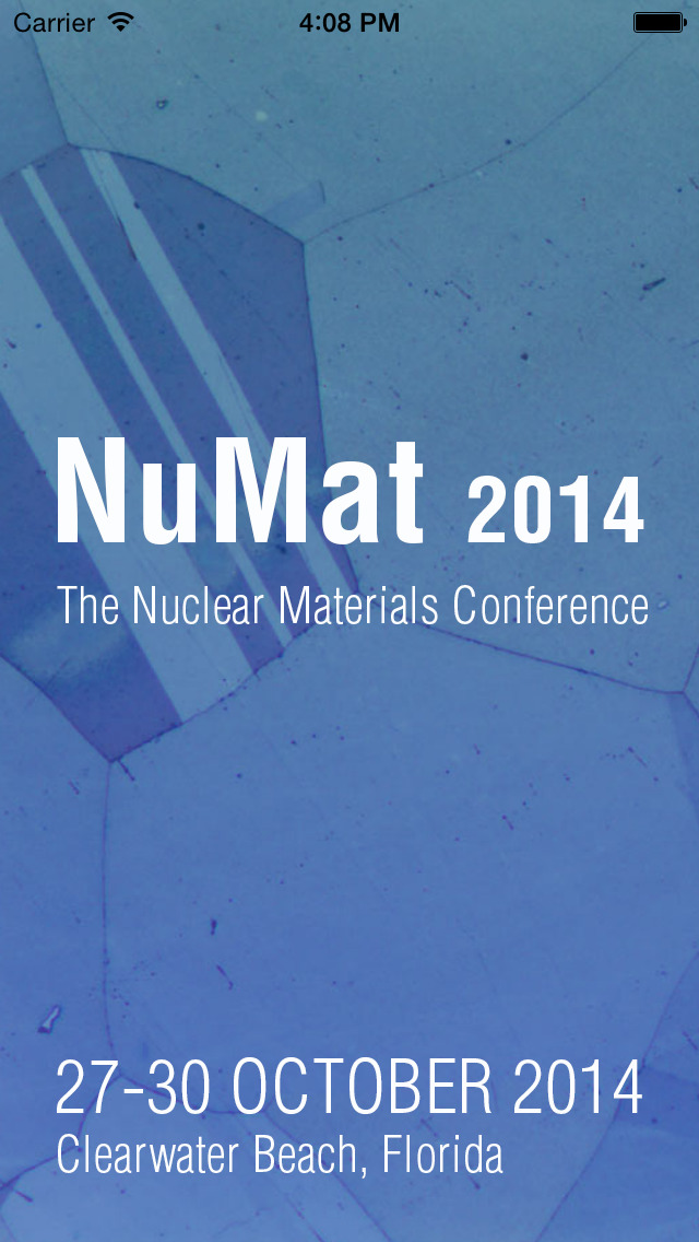 Numat 2014 screenshot 1